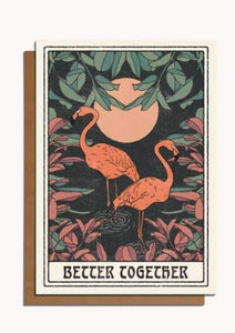 Better Together Card - Tigertree