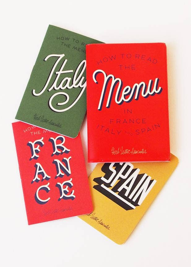 How To Read The Menu In France, Italy And Spain - Tigertree
