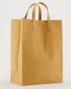 Canvas Market Tote - Brown Paper - Tigertree