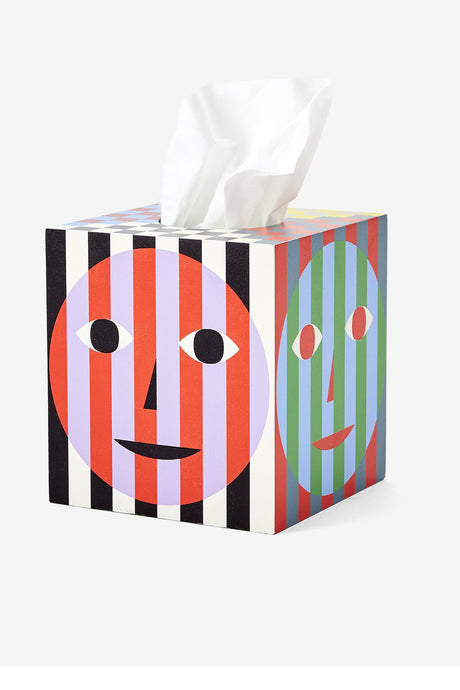 Dusen Dusen Everybody Tissue Box - Tigertree