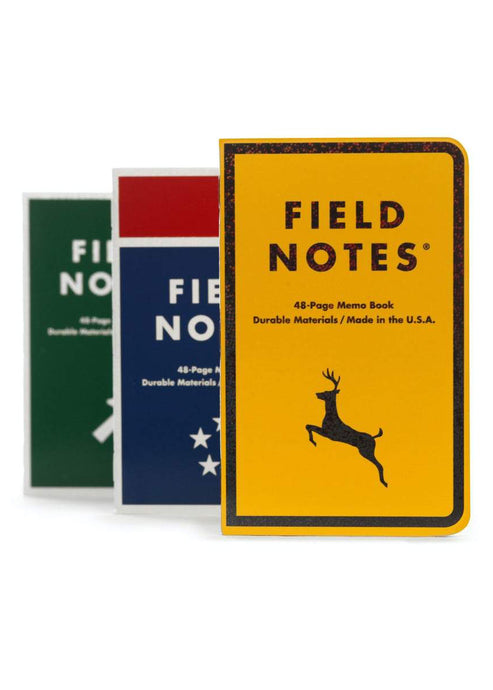 Mile Marker Memo Books - Tigertree