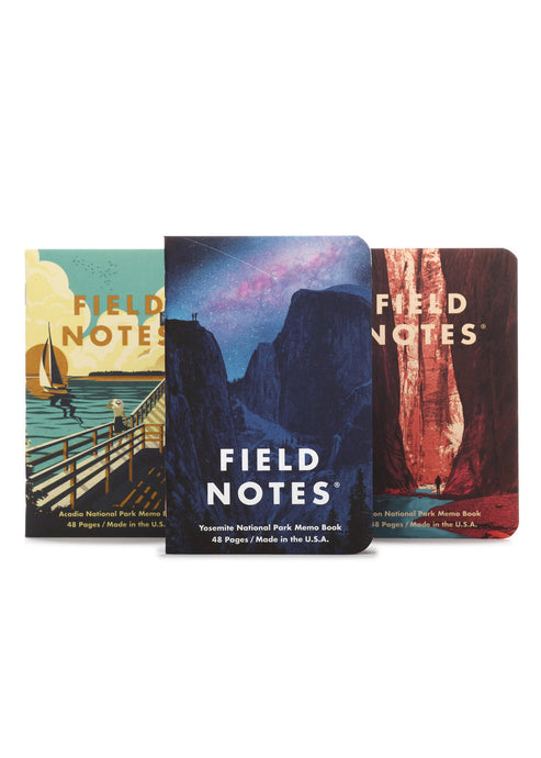 Field Notes - National Parks A - Tigertree