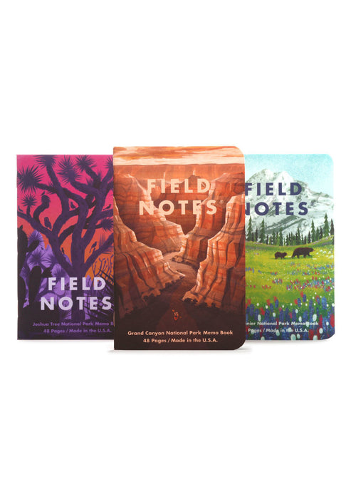 Field Notes - National Parks B - Tigertree