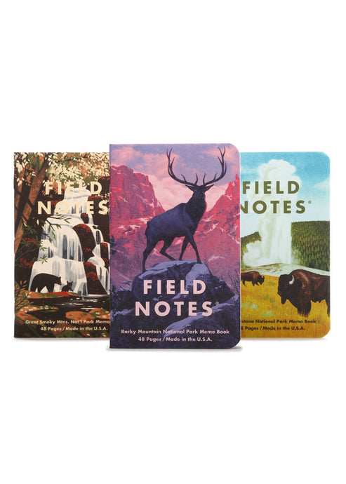 Field Notes - National Parks C - Tigertree