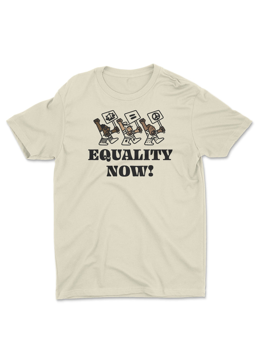 Equality Now Tee - Tigertree
