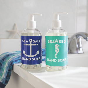 Sea Salt Liquid Hand Soap - Tigertree
