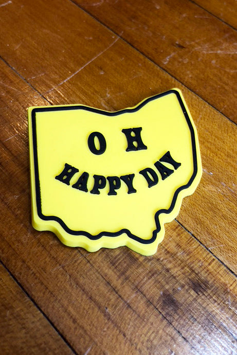 Oh Happy Day Magnet - Tigertree