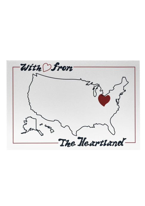 The Heartland Postcard - Tigertree