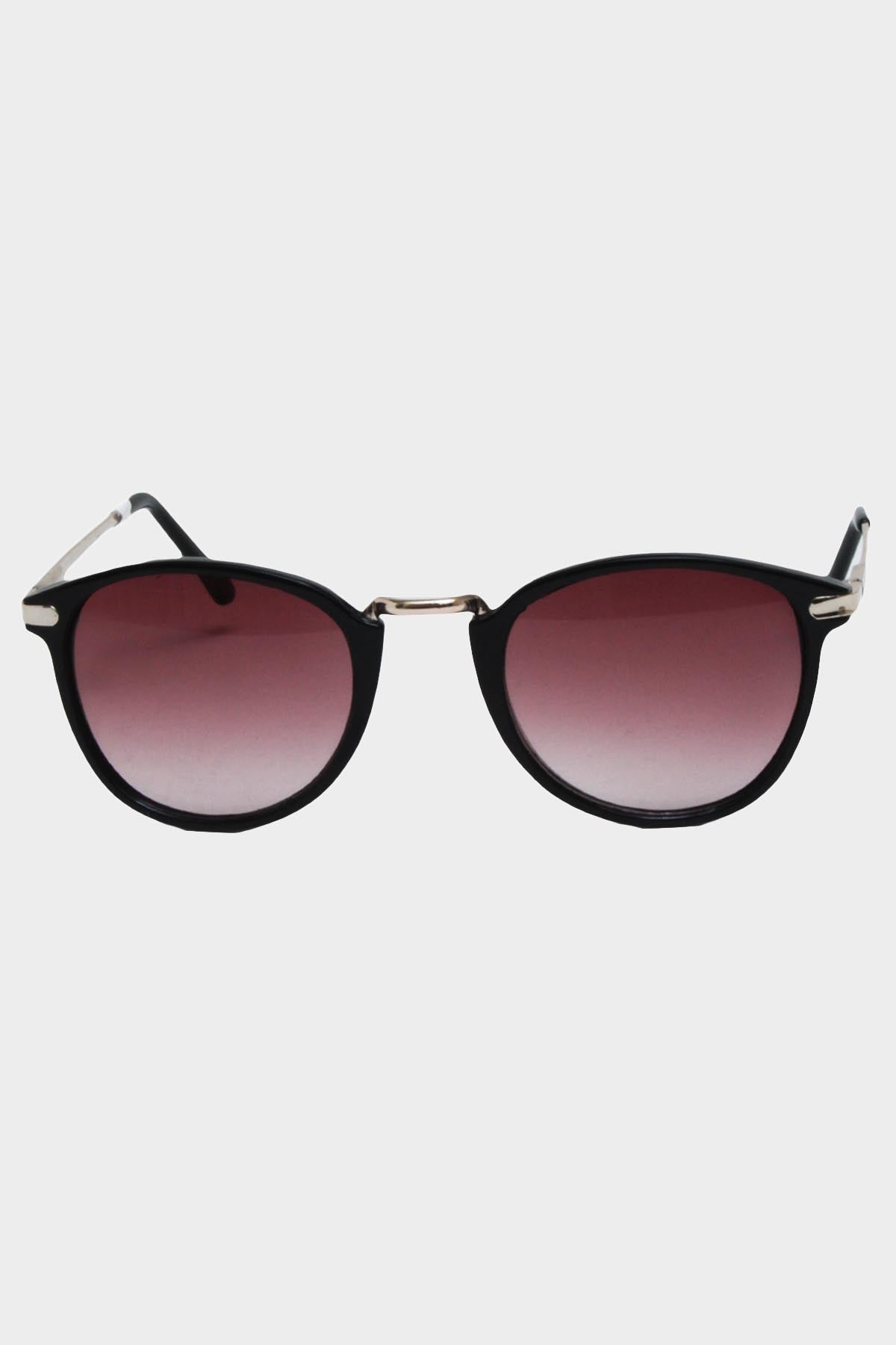 Castro Black Sunglasses 3444