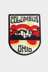 Columbus Iron On Patch