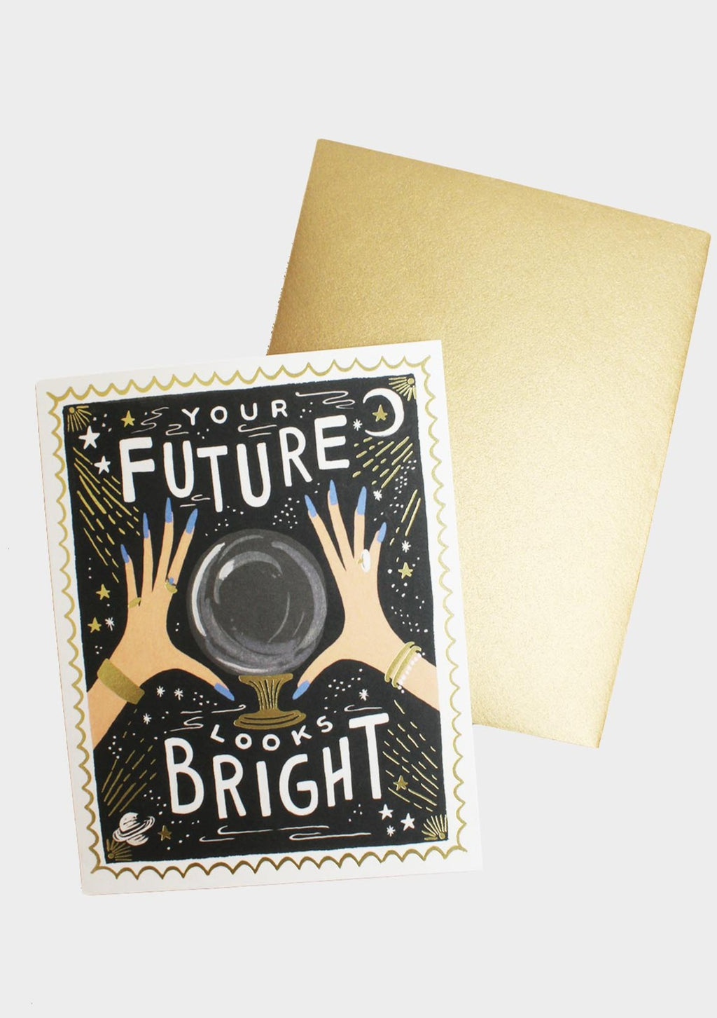 Future Looks Bright Card