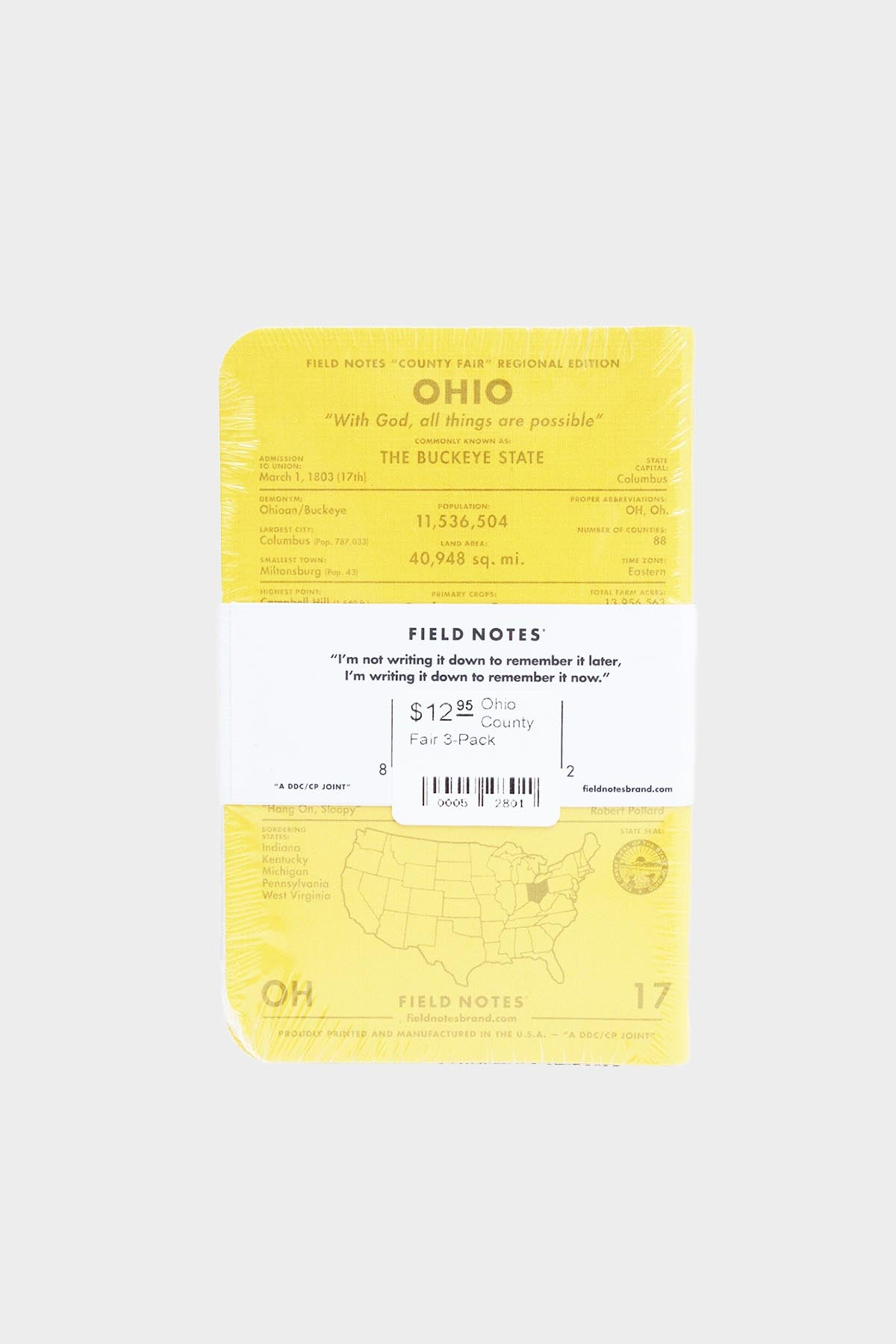 Ohio County Fair 3-Pack