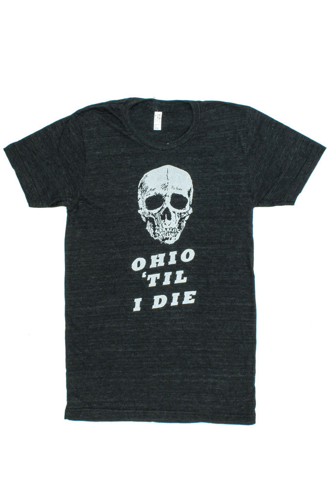 Men's Ohio 'Til I Die Tee - Tigertree - 2