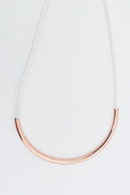 Load image into Gallery viewer, Copper Standard Necklace Off White - Tigertree