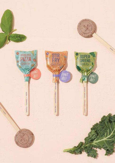 Culinary Garden Pops - Tigertree
