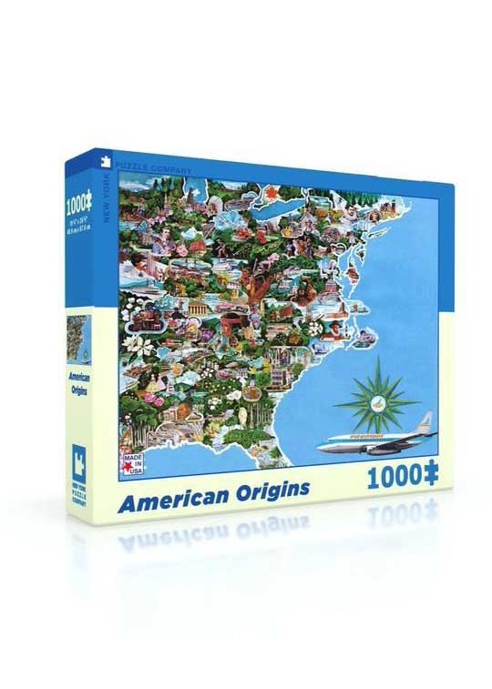 American Origins Puzzle - Tigertree