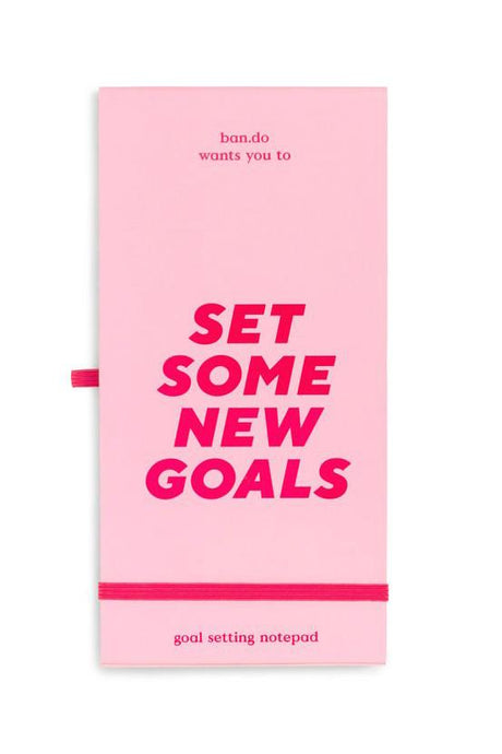 set some new goals workbook