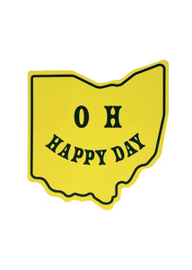 OH Happy Day Card - Tigertree