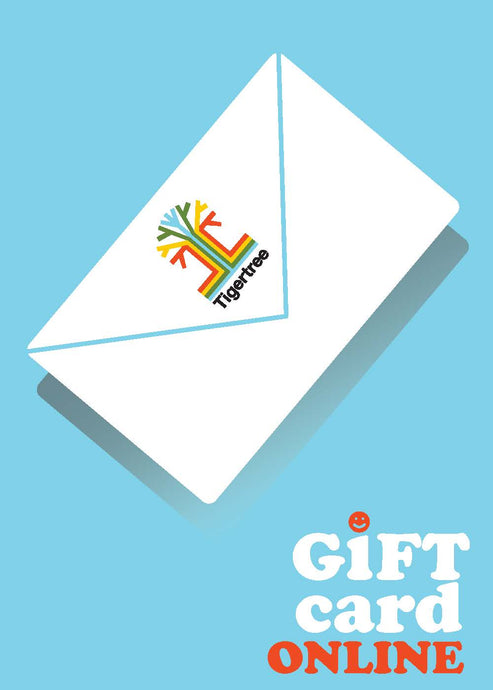 Online Gift Card - Tigertree