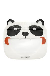Panda Zipper Bag S/3