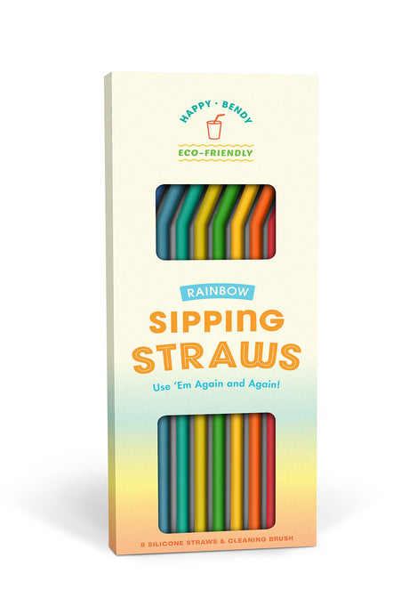 Sipping Straws Rainbow - Tigertree