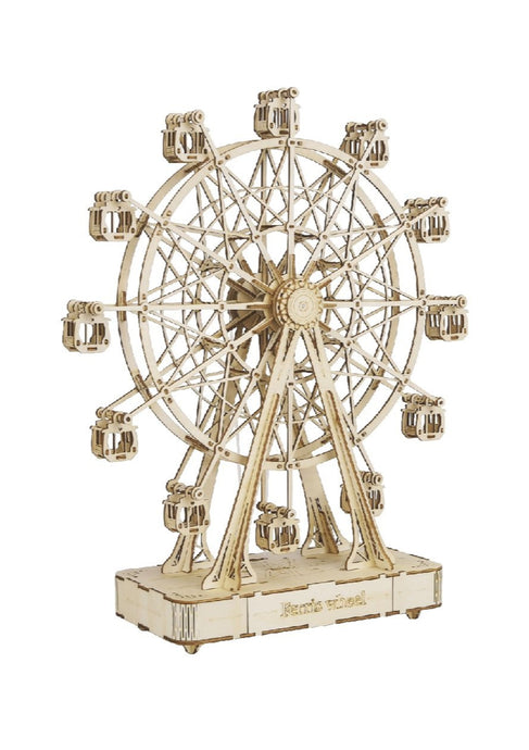 Wooden Ferris Wheel Puzzle - Tigertree