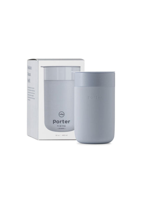 Porter Ceramic Mug Slate - 16 oz - Tigertree