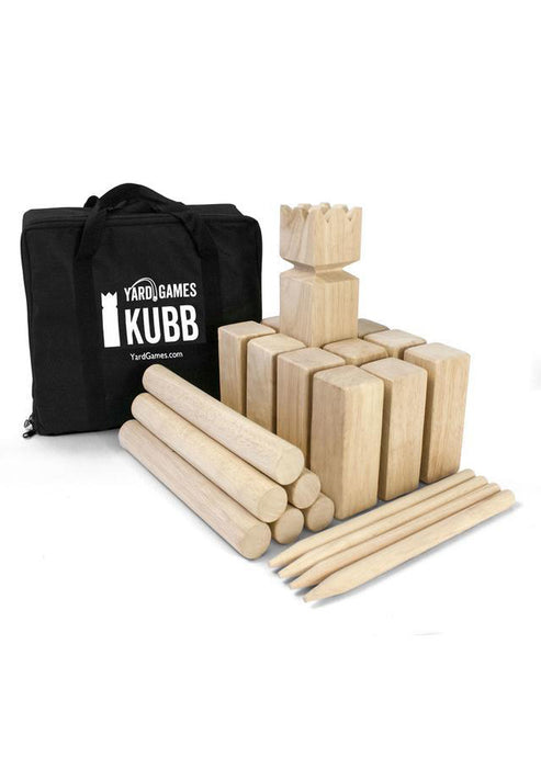 Kubb Game Premium Set - Tigertree