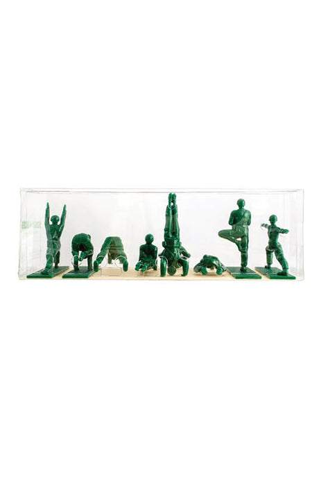Yoga Joes Set - Tigertree
