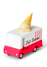 Load image into Gallery viewer, Candyvan - Ice Cream Van - Tigertree