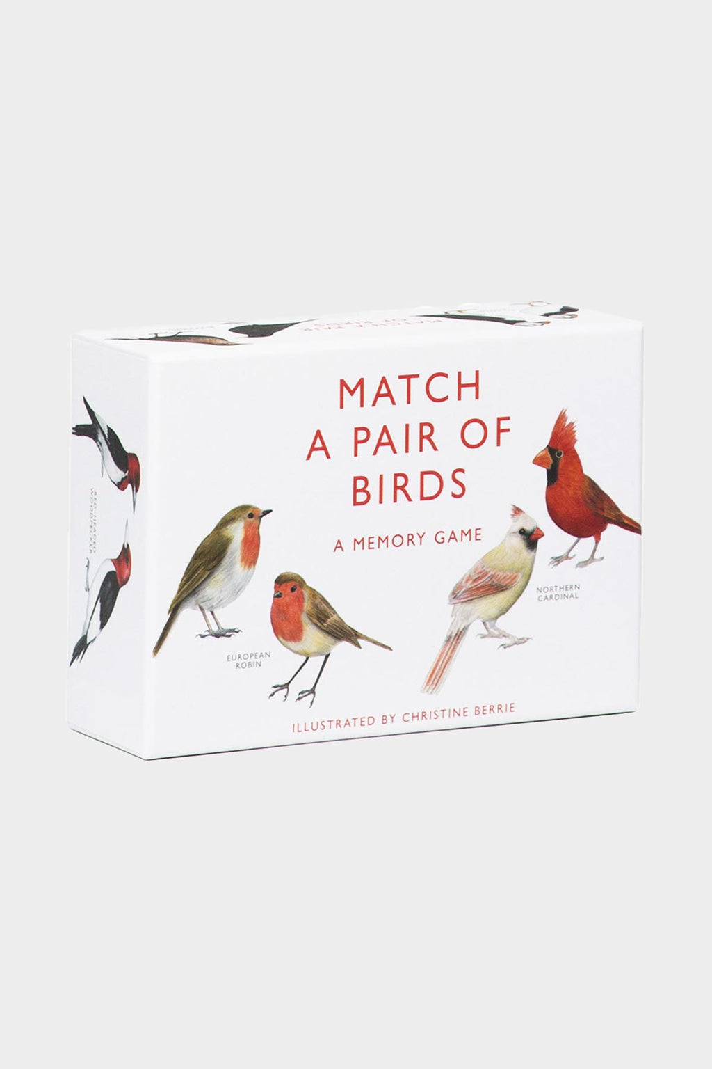 Bird Pair Memory Game - Tigertree - 1