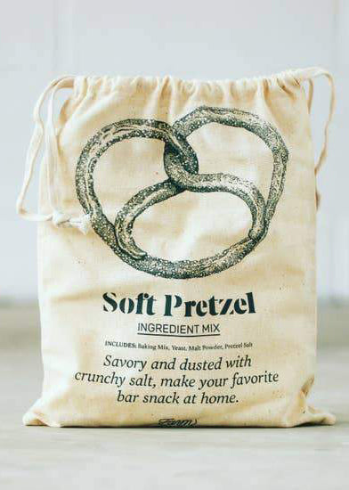 Soft Pretzel Making Mix - Tigertree