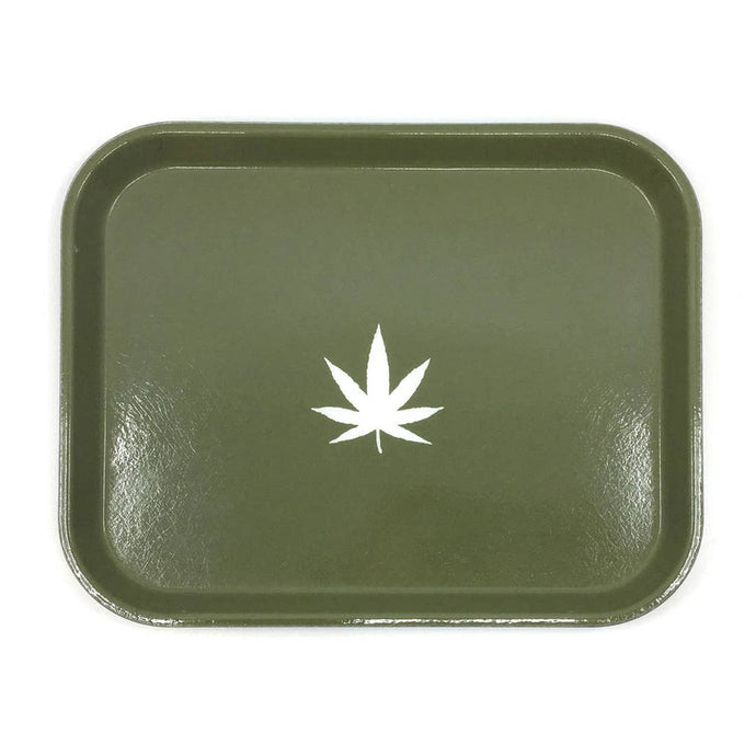 Medium Trinket Tray - Weed Leaf - Tigertree