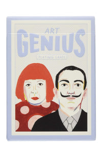 Art Genius Playing Cards - Tigertree