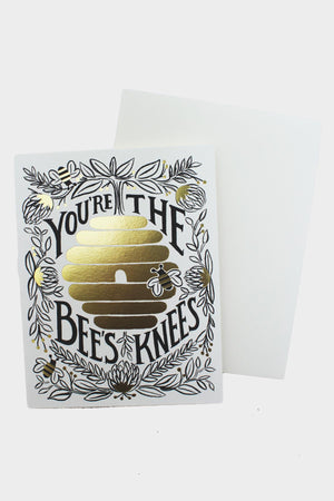 Bee's Knees Card