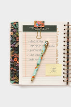 Load image into Gallery viewer, Lively Floral Binder Clips - Tigertree