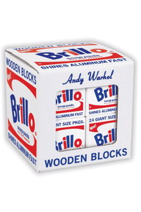 Warhol Brillo Blocks - Tigertree