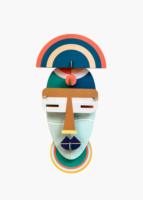 3D Mask Kit - Brooklyn - Tigertree