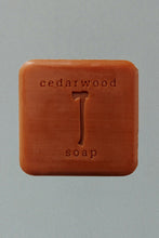 Load image into Gallery viewer, Cedar Wood Soap