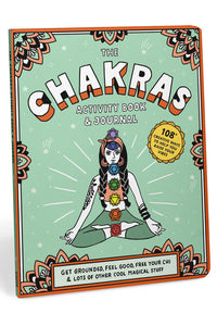 Chakras Workbook - Tigertree