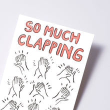 Load image into Gallery viewer, Clapping Congrats Card - Tigertree