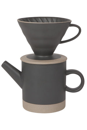 contour pour over coffee set