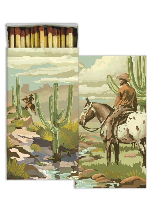 Cowboy Matches - Tigertree
