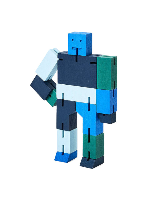 Cubebot Small - Tigertree