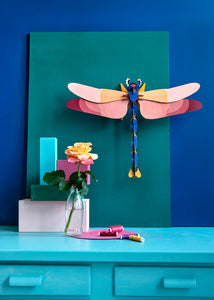 3D Giant Dragonfly Kit - Tigertree