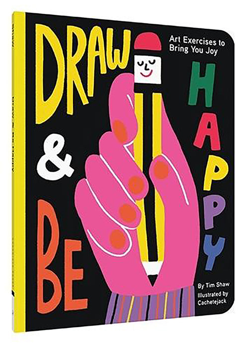 Draw And Be Happy - Tigertree