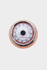 Magnetic Kitchen Timer Copper - Tigertree