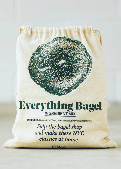 Everything Bagel Making Mix - Tigertree