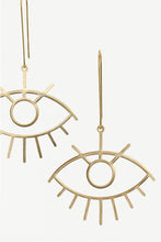 Load image into Gallery viewer, Eye Love You Earrings - Tigertree