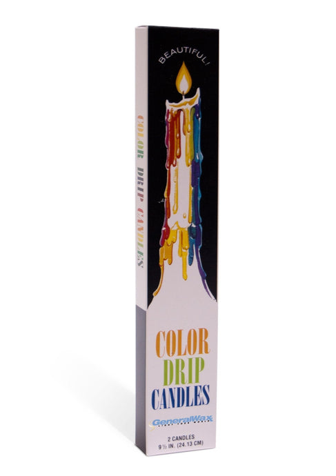 Color Drip Candle Set - Tigertree